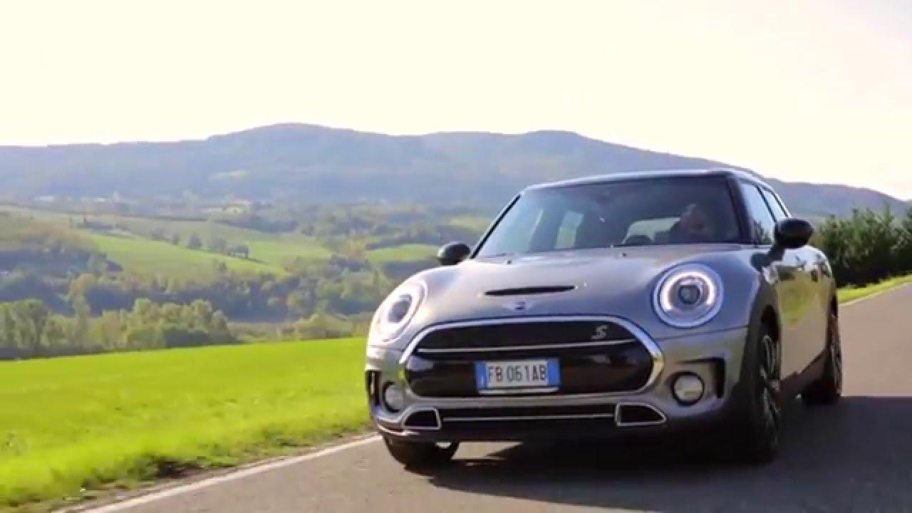 Der Neue Mini Clubman Fahrbericht In Italien Automototv Deutsch
