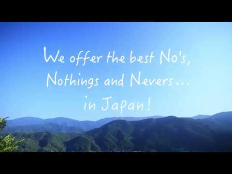 "Kimino Town Wakayama Prefecture ""We offer the best No"