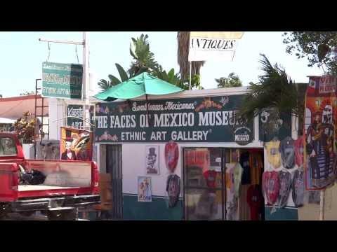 Todos Santos, Mexico - Downtown HD (2014)