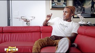 Hopsin talks 300 Deal, Keys to Success, Token, Funk Volume, Says You Can't Just Rap