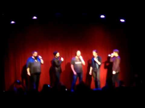 Home Free - Ring of Fire (Dublin, Ireland) (Clip)