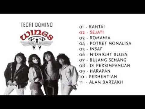 Full Album _ Wings _ Teori Domino