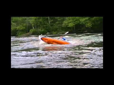 Reed Elite Paddler series - Alex Edwards Squirt Boating ICF Freestyle World Chamionships