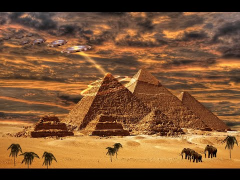Aliens in Ancient Egypt: UFO, Extraterrestrial, Paranormal