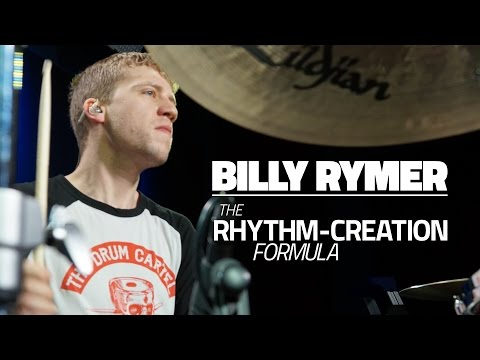 Billy Rymer (The Dillinger Escape Plan) - The Rhythm Creatio