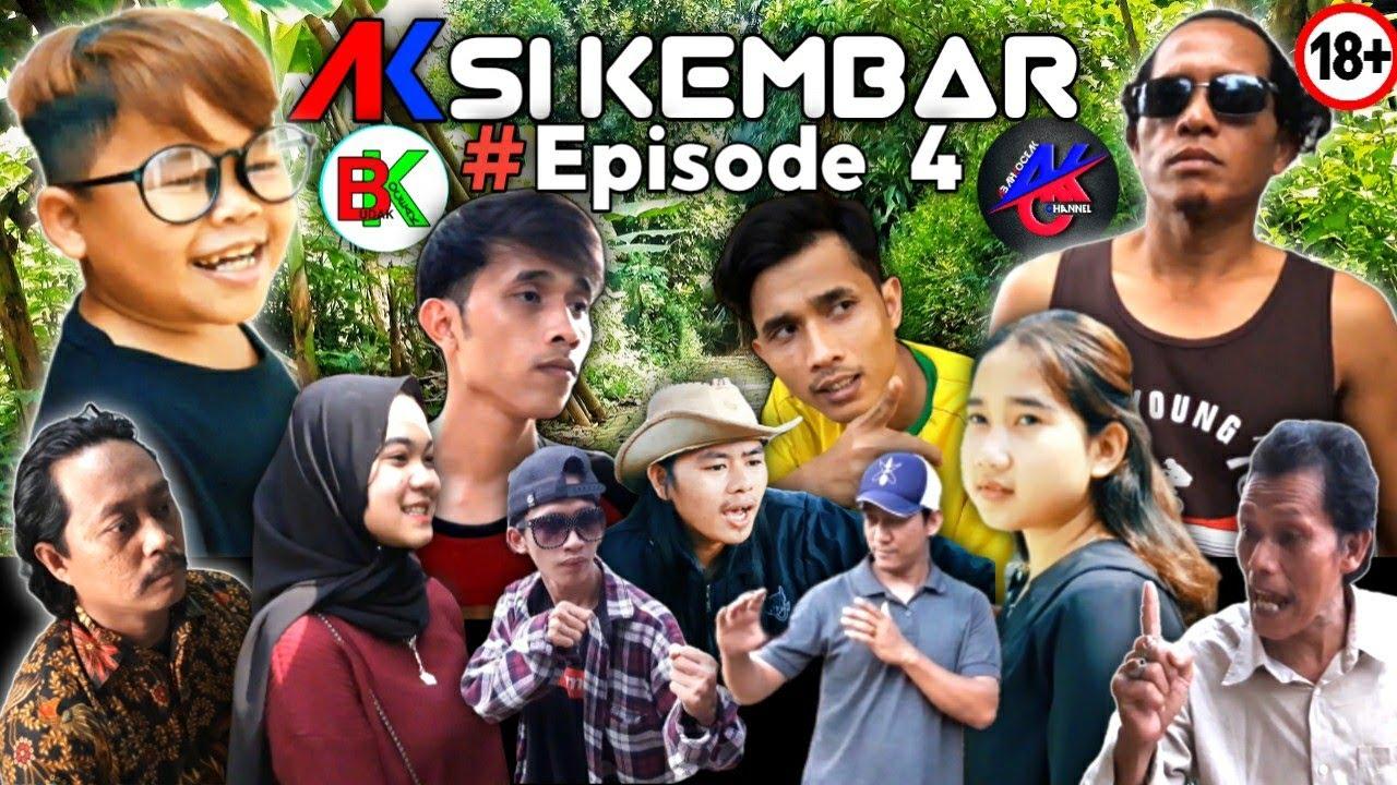 FILM PENDEK ACTION // AKsi kembar episode 4 feat BUDAK KOCEAK