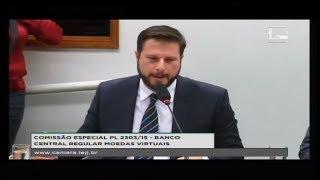 PL 2303/15 - BANCO CENTRAL REGULAR MOEDAS VIRTUAIS - Reunião Deliberativa - 27/09/2017 - 15:01