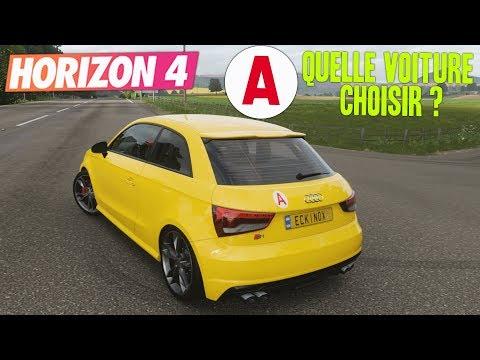 Forza Horizon 4 : Jeune Conducteur : Quelle Voiture Choisir ?
