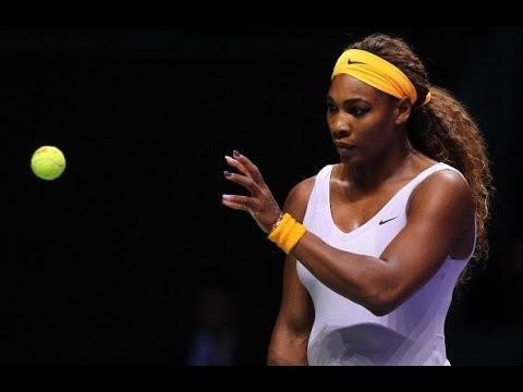 Serena Williams vs Petra Kvitova | 2013 TEB BNP Paribas WTA Championships- Istanbul Highlights