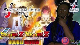 TRIBALCHILD TV: DBZ Double Movie Reivew
