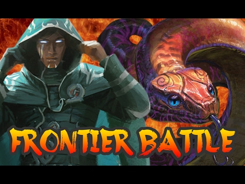 Frontier Battle: Jeskai Black vs GB Snek (Match 1)