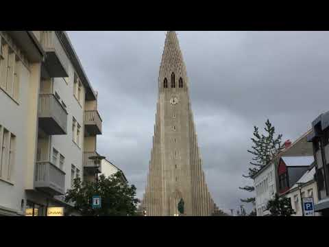 Downtown Reykjavik Iceland   Math Real Life Application