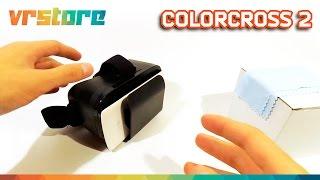 Обзор VR шлема ColorCross 2
