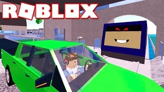 Roblox | CONFRONTED With The CRUSHED TRAIN CARS-Car Crushers | Kia Breaking