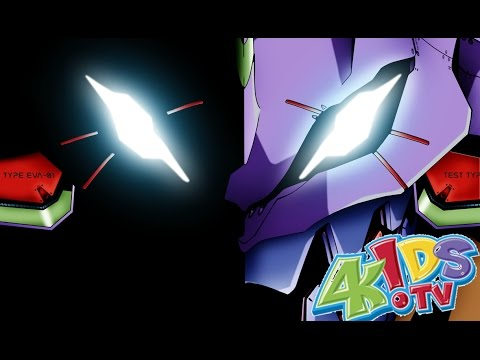 Evangelion: The Lost 4kids Opening
