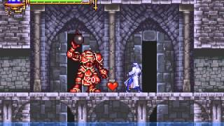 Castlevania - Aria of Sorrow - Cadtlevania Aria of Sorrow Part 2 - User video