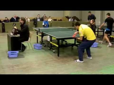 Настільний теніс(Трунов-Напірко): погодьтеся, уже тоді малюк подавав шанси на перспективу)))