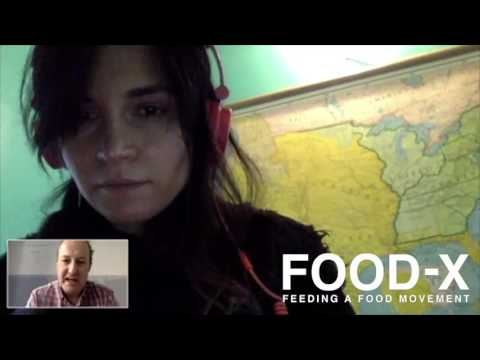 Food Innovators by Food-X Podcast Interview with Kickstarter Outreach Lead Terry Romero