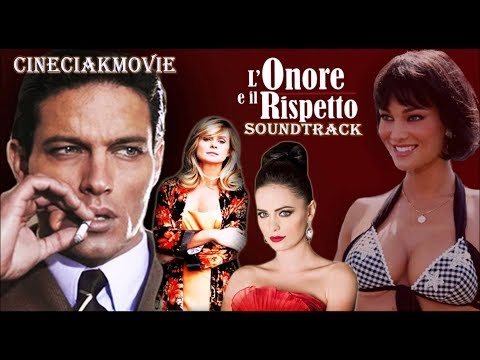 Честь и уважение итальянский сериал