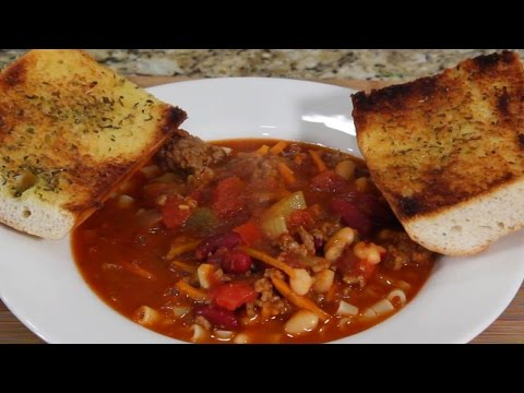 Olive Garden's Pasta Fagioli - RIPOFF RECIPE