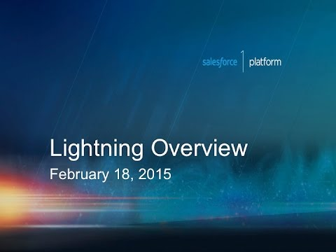 Go Faster with Lightning - Overview