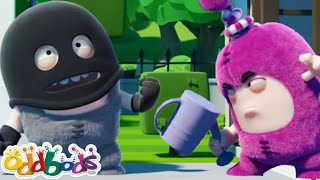 No Sneaking Around On My Watch! | NEW Full Episode by Oddbods
