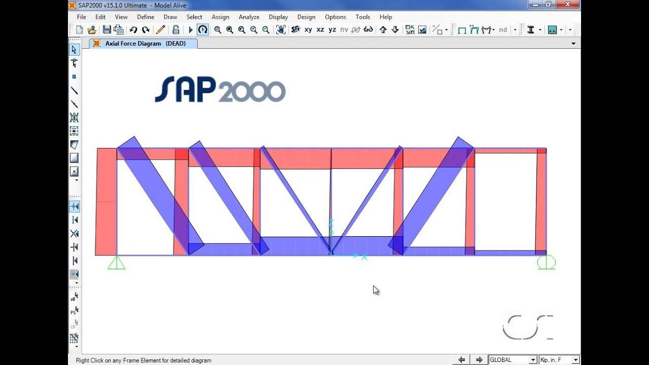 Tutorial Videos | SAP2000