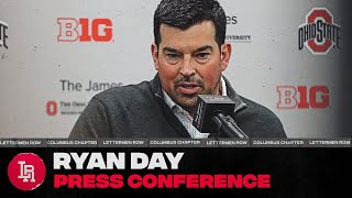 Ryan Day: Ohio State coach evaluates first training camp practice
