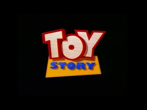 Toy Story 1995 Theatrical Trailer 1 2005 Dvd Ver