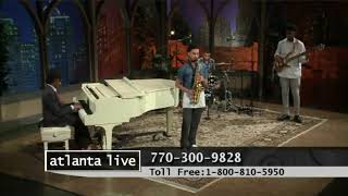 "Anonymous Da Band - ""Drinking Water"" - @ Atlanta Live (TV Performance)"