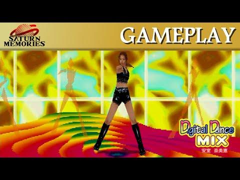 Digital Dance Mix, Vol. 1: Namie Amuro [Saturn] by SEGA [HD] [1080p]