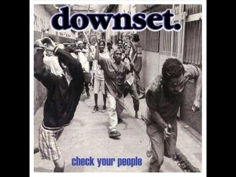DOWNSET - Check Your People 2000 [FULL ALBUM]
