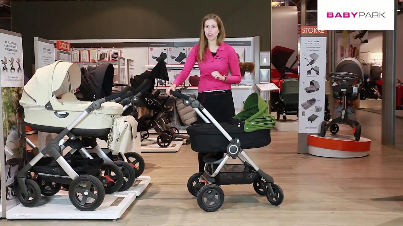 stokke scoot kinderwagen review youtube. Black Bedroom Furniture Sets. Home Design Ideas