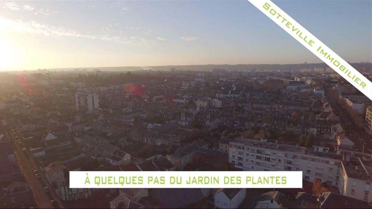 Rouen Maison De Ville Proche Du Jardin Des Plantes Youtube