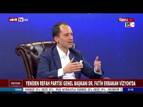 Dr. Fatih Erbakan | Akit Tv