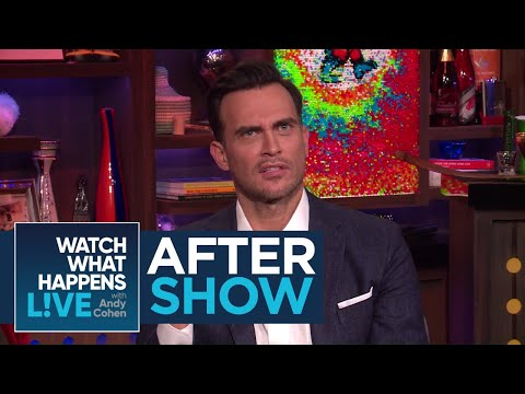 After Show: Does Cheyenne Jackson KIT With Gaga? | WWHL
