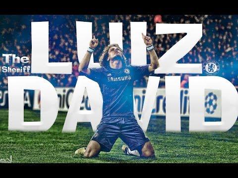 David Luiz ● Brazilian Star ᴴᴰ