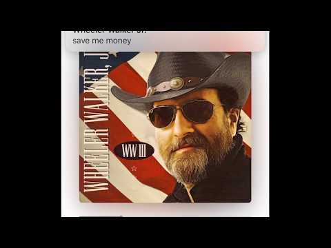 Wheeler Walker, Jr  Fuck You With The Lights On