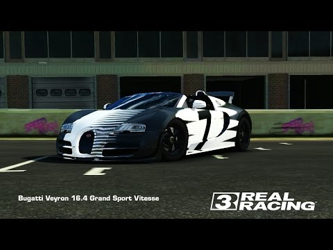 full download bugatti veyron 16 4 grand sport vitesse real racing 3. Black Bedroom Furniture Sets. Home Design Ideas