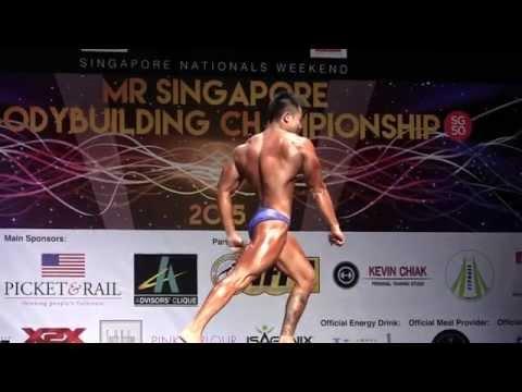 BBSG Nationals 2015 (Open) - Goh Wei Xiang