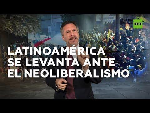 Las protestas en Chile y Ecuador envían un mensaje de resistencia al mundo