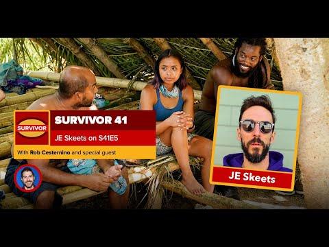 Download JE Skeets Talks Survivor 41, Episode 5