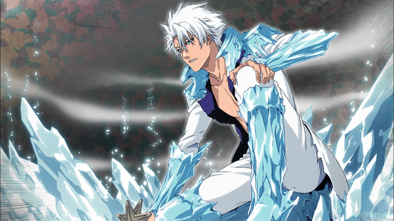 Image result for bleach blood war toshiro