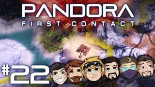 Pandora: First Contact #22 - Smiley Face