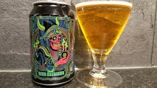 *New Release* Brewdog Neon Overlord Chili Mango IPA | British Craft Beer Review