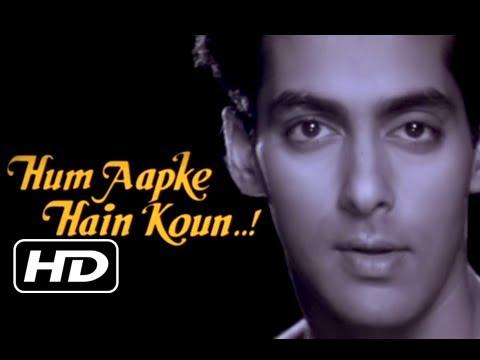 Hum Aapke Hain Koun  Title Sg  Salman Khan & Madhuri Dixit  Classic Romantic Sg