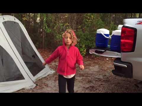 St. George Island Camp Trip