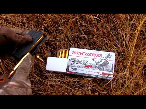 Gear Review: Winchester Deer Season XP Rifle Ammo