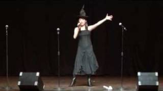 Defying Gravity - Sherine Koa