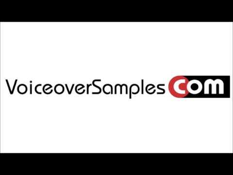 Greek female voiceover sample - Maria A.